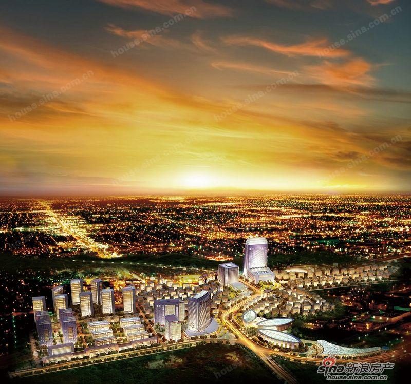 """西南工业总部基地斥资50亿  打造西南""""总部之最"""""""