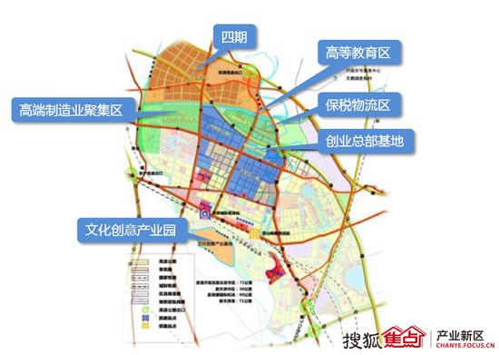 武清开发区重点发展六大产业  入驻企业1300家