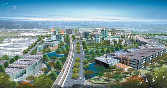产业地产100讲(51):物流园区的商业模式与发展趋势