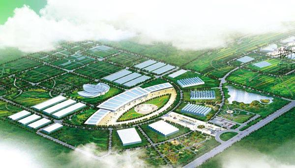 补短板 我国将建成一批国家现代农业产业园_产业园区图片