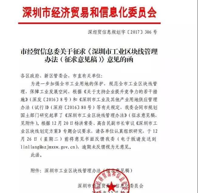 """深圳严控""""类住宅""""最严""""工改工""""政策或出台"""