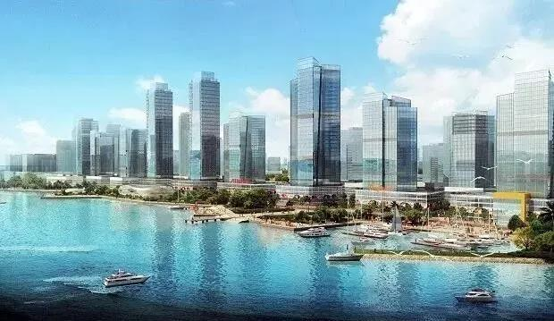 滨海湾新区