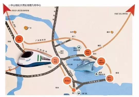 中山:地处湾区中心 如何弯道超车?