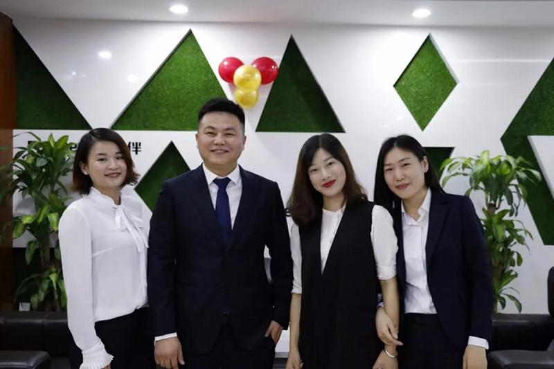 伙伴产业服务集团惠州城市公司盛大开业