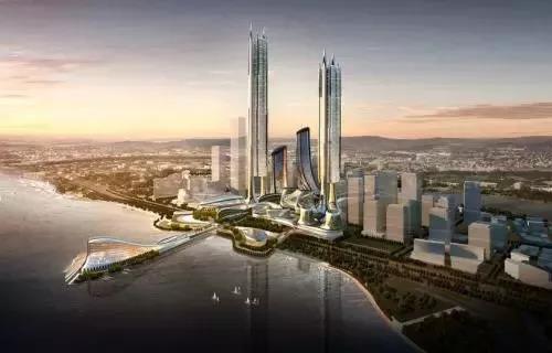 深圳湾超级总部基地