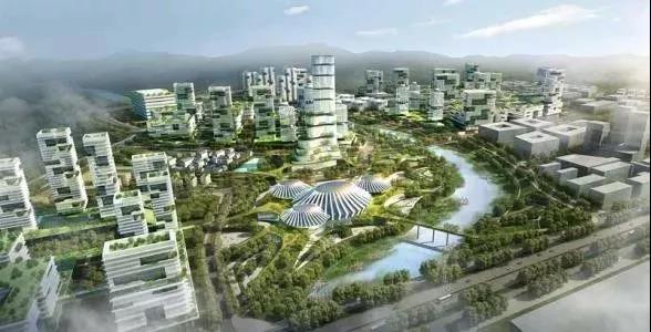 平湖金融与现代服务业基地