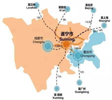 遂宁 · 欧美产业园