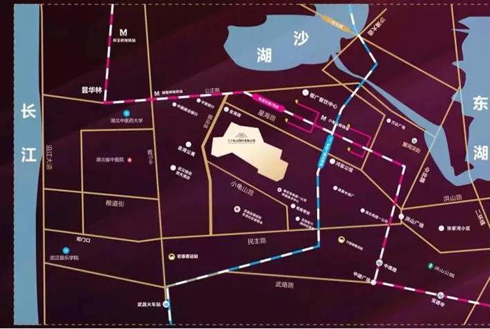 武汉 · 小龟山国际金融公园