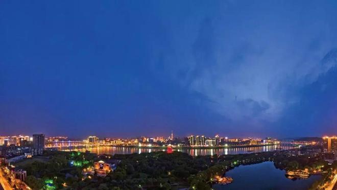 """【新盘亮相】株洲高新区 · 天易科技城:长株潭""""金三角""""明珠"""