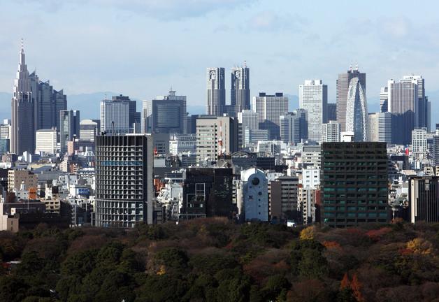 【写字楼资讯】东京写字楼空置率27年来首次跌破2% 又泡沫了?