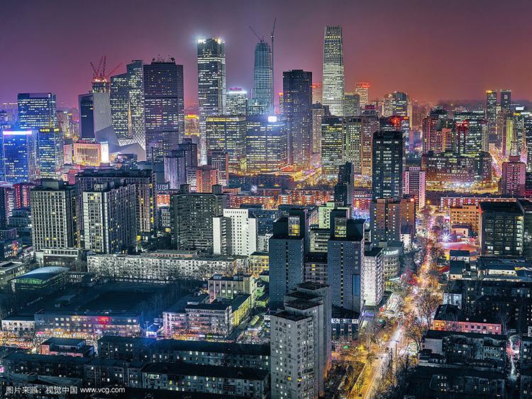 【写字楼资讯】高标准发展北京CBD 打造国际一流商务中心区