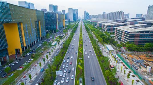 """成都高新区:几个""""突破""""预见高质量发展未来"""