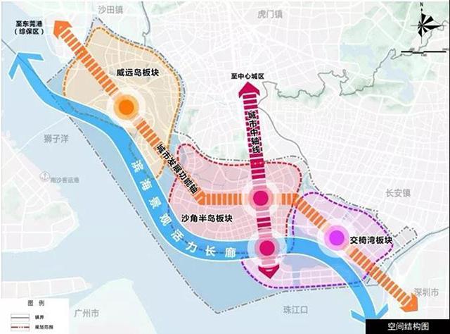 东莞滨海湾新区城市总体规划公示!2.jpg