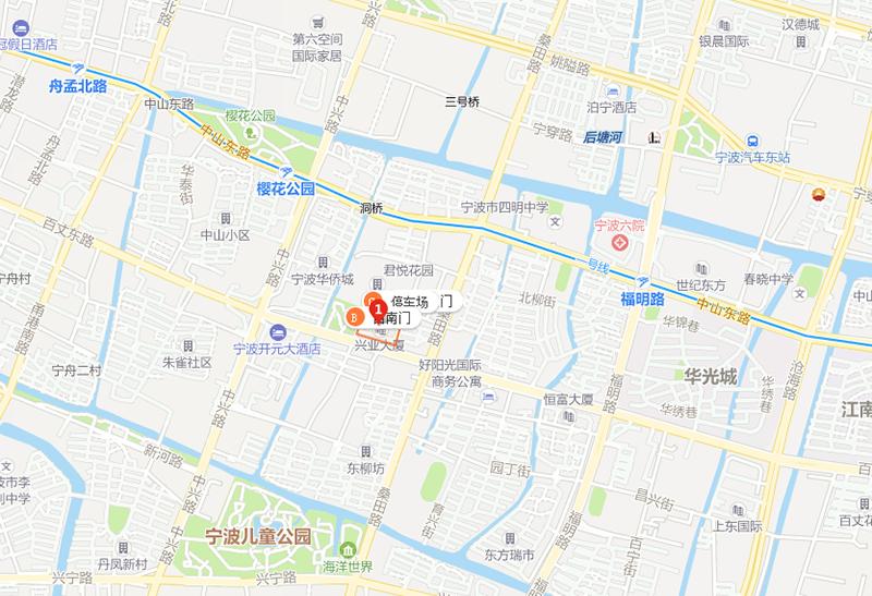 宁波兴业大厦位置图.png