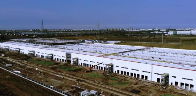 特斯拉上海工厂厂房建设完工,生产的第一款车比进口版便宜5万