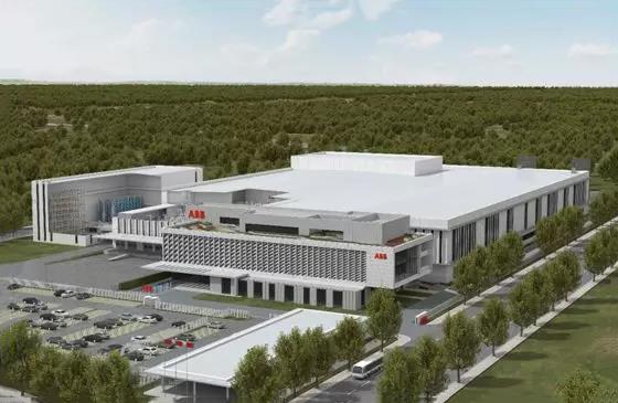 """「走进工厂」ABB 上海新工厂正式动工,""""未来工厂""""如何引领未来?"""