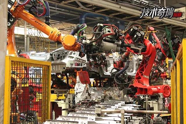 奇瑞工厂所用国产埃夫特机器人.jpg