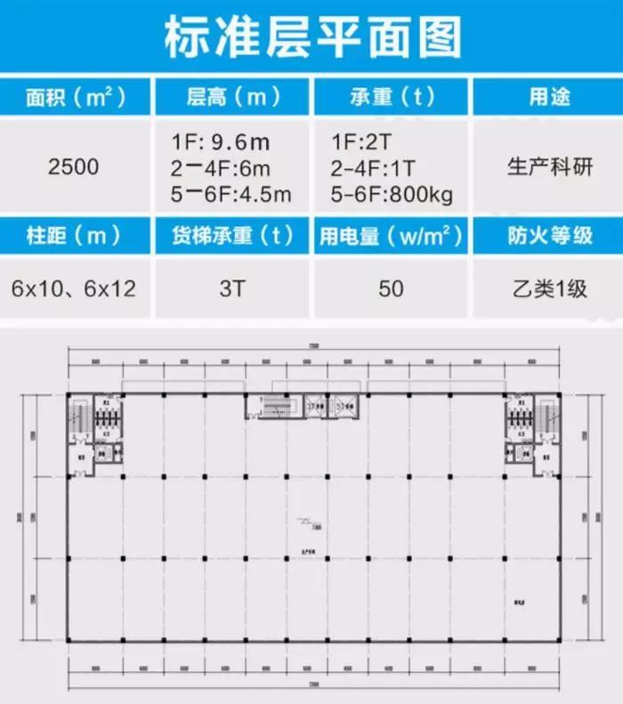 上华智能制造产业园标准层平面图.jpg