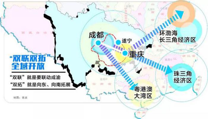 成渝城市群一体化发展,遂宁抢占C位!3.png