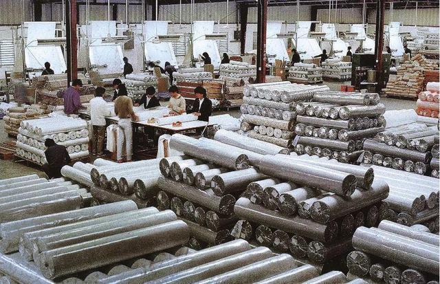 1981年,新南新印染厂正式投产.jpg