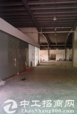 单层厂房出租300平米