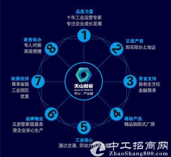 出售河北石家庄省级开发区土地、厂房、写字楼,可用于企业上市迁址-图3