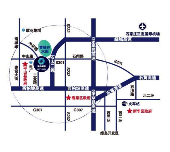 出售河北石家庄省级开发区土地、厂房、写字楼,可用于企业上市迁址-图2
