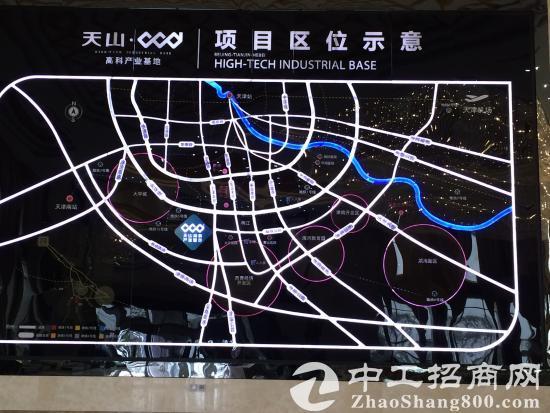 南外环边1公里企业独栋别墅出售(厂办一体)-图2