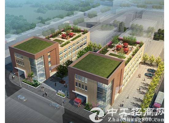 友鼎·长江企业港,一个集生产制造、研发设计、生态办公、港埠物