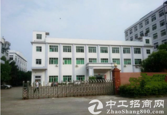 常平标准厂房分租二楼1500平方 水电齐全