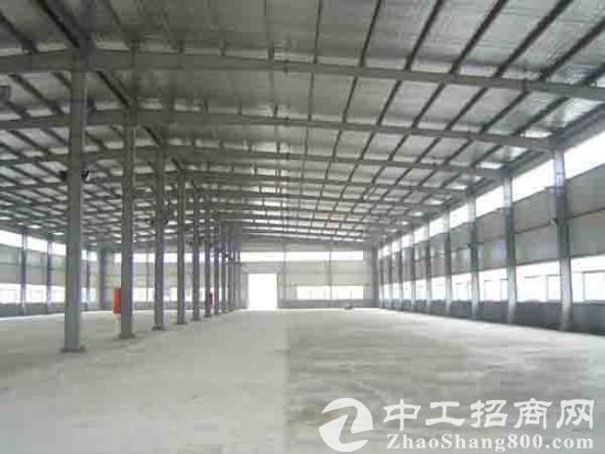 江门江海高新区独门独院2600方厂房,免租期长,好招工