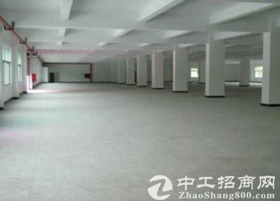 高新区一楼8500方大面积厂房招租。可分租,条件好谈