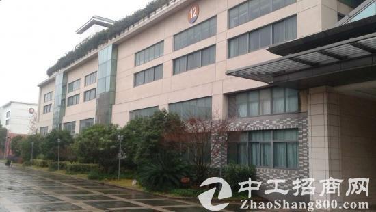 浦东张江医疗器械园—12号楼独栋精装厂房低价急售