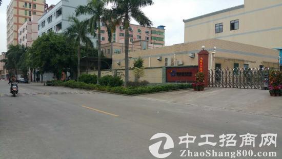 大朗镇村委合同6000M标准厂房出售