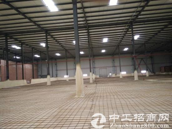 昆山高新区附近独栋单层厂房仓库7800平米出租