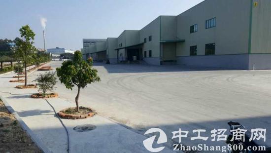广东江门工业地皮出售4000平方起售带有土地证