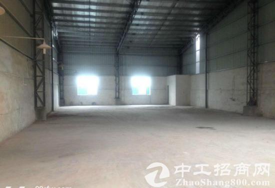 东莞市钢构单一层厂房出租