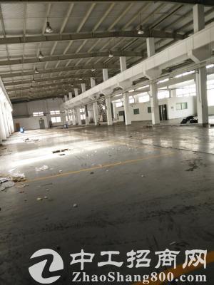 苏州工业园区独栋单层行车厂房2510平米