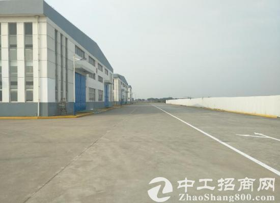 昆山高新区独栋单层厂房出租1540平米