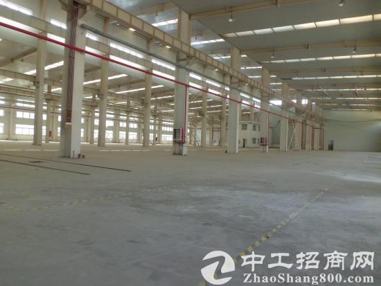老余杭闲林工业园5000方单层厂房出租 带行车