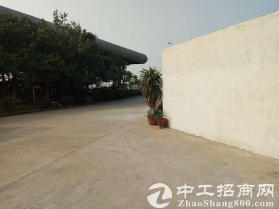 谢岗镇建筑2400 村委产权单一层厂房出售