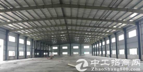 东莞厚街独院铁皮厂房2500平米出租