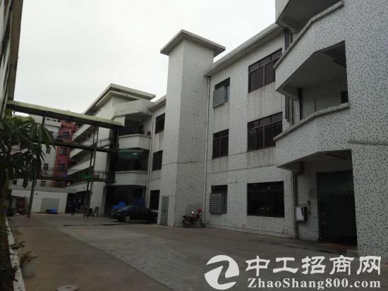 横沥镇建筑8000 集体产权厂房出售