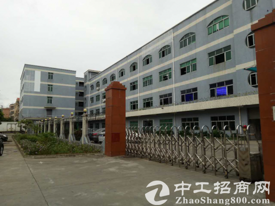 横沥镇建筑11000 国有产权厂房出售