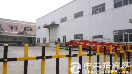 东莞桥头原房东钢构厂房1300平米出租