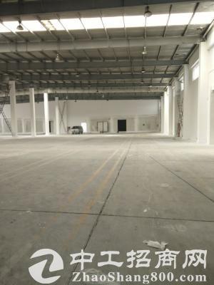 垮塘好地段单层厂房仓库出租1000平米