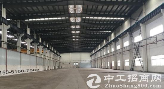 昆山正仪单层行车厂房出租2200平米