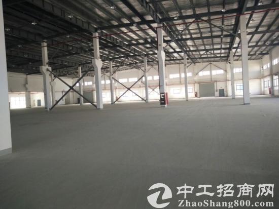昆山高新区独栋单层厂房3600平米