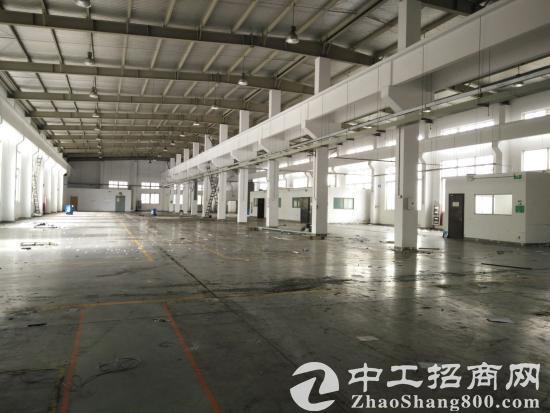 正仪单层行车厂房2200平米