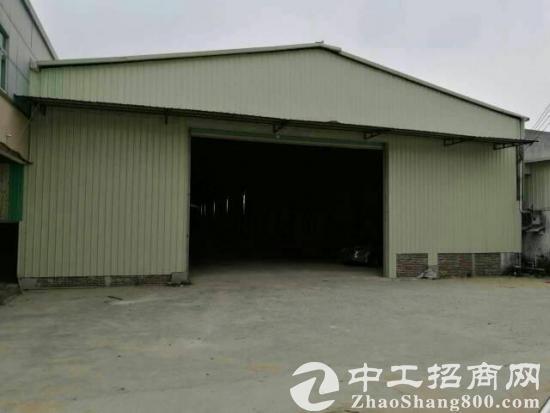 桥头镇大型工业区刚出独院钢构厂房